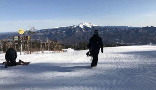 『チャオ御岳スノーリゾート』今シーズン営業中止だった岐阜県スキー場。