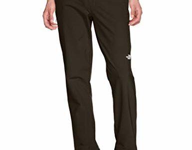 【THE NORTH FACE】バーブパンツレビュー。防風、撥水、保湿力とストレッチ性のある快適パンツ!