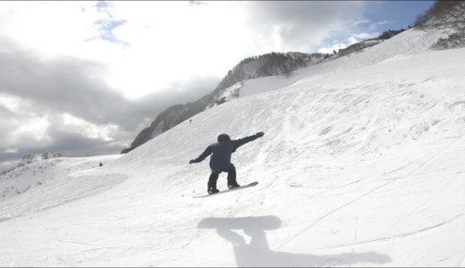 【関西 スキー場】兵庫県 おじろスキー場 レビュー 週末寒波後の快晴とパウダー!