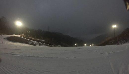 【関西 スキー場】福井県 今庄365スキー場レビュー。 2月16日
