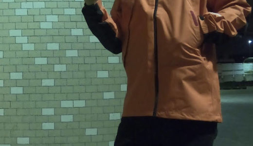 ノースフェイスの大人気アウター?クライムライトジャケットを写真付きで徹底レビュー。