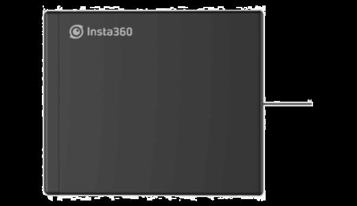 Insta360 one xの冬、寒い場所でのバッテリー持ちの悪さは低温用バッテリー で解決!