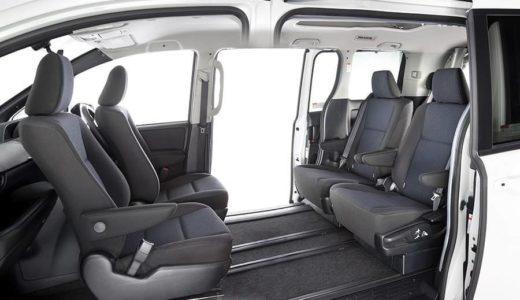 ホワイトハウスキャンパー『スイベルシート』キャンプ、車中泊好きに180°回転するシートがすごい!
