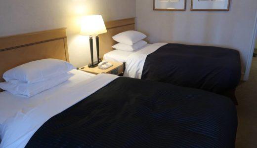 【アップグレードあり】神戸ベイシェラトンホテルに1泊で31時間滞在!宿泊レビュー