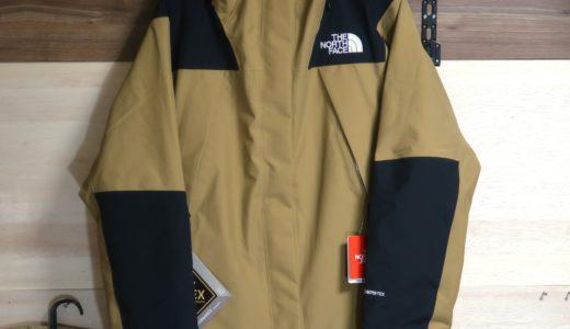 【THE NORTH FACE】マウンテンジャケットのサイズ感やコーデを写真ありレビュー