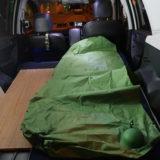 【車中泊,キャンプ】Amazonで買えるコスパ○なVoladorエアーマットをレビュー !