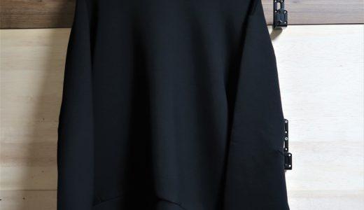 【GU アクティブ】ダブルフェイスパーカーが普段着に最高すぎるレビュー