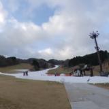 【2020年1月】今庄365スキー場で滑ってきた!雪が降らなくても人口雪でナイター営業もあるスキー場